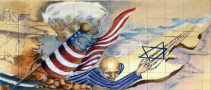 The_Founding_of_the_State_of_Isreal_Giclee_Print