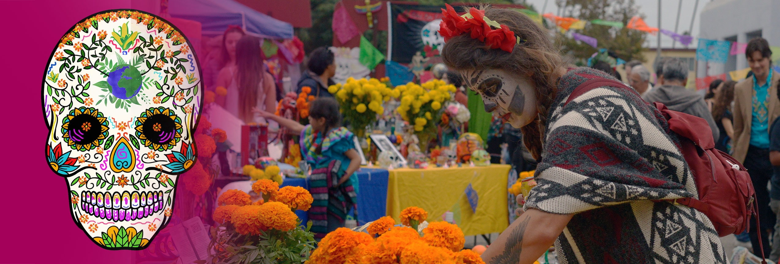 Our 17th Annual Día de Los Muertos Celebration