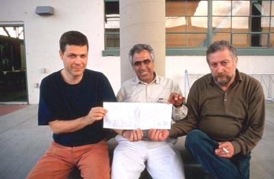 israel_Palestinian team