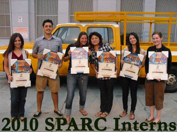 SPARC_Interns_2010