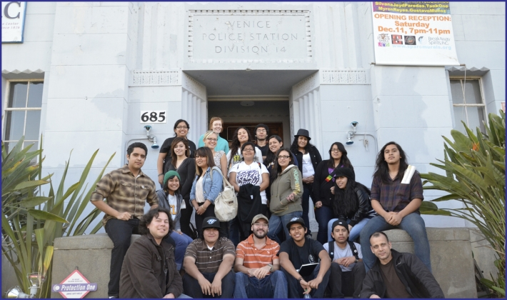 UCLA, SPARC & MCLC Students