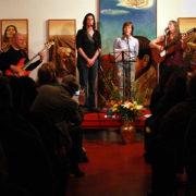 Peña Event January 2009 21