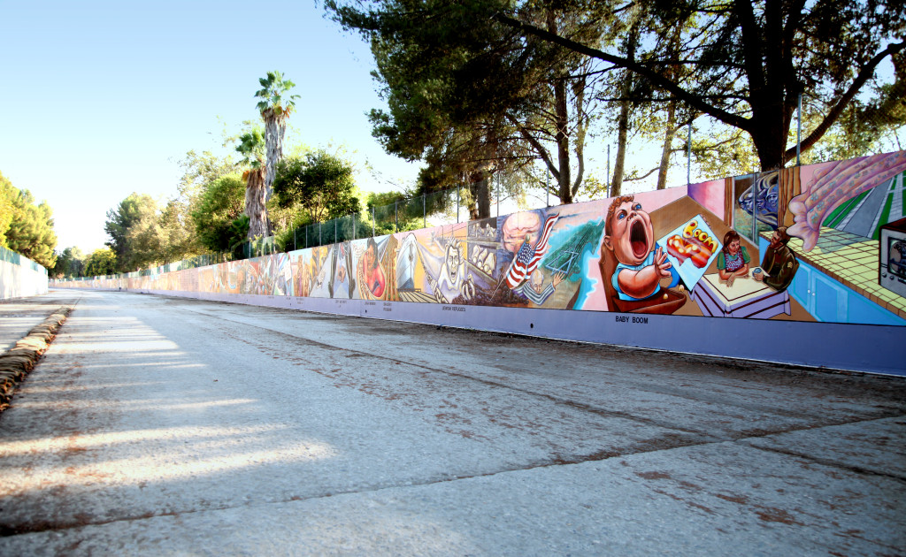 judy bacas murals Essay on judy bacas murals - an inspiration across cultures public art conquers so much more than the simple task of making the street a little easier to look at.
