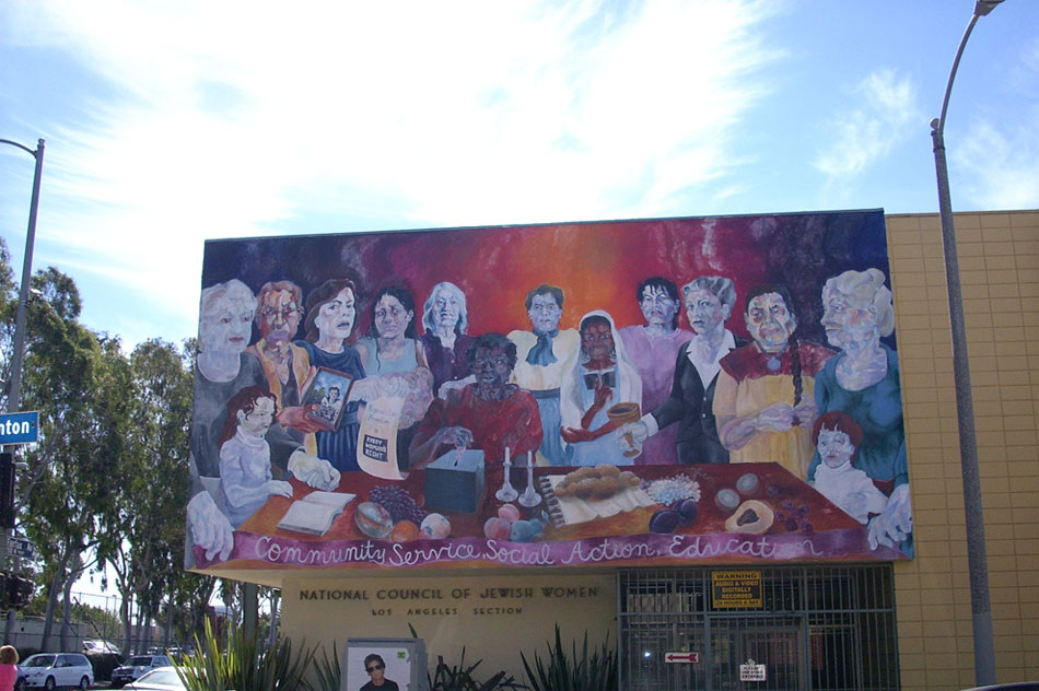 City wide mural program not somewhere but here sparcinla for Education mural