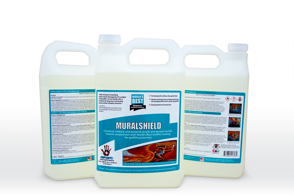 Muralshield Protects Your Murals