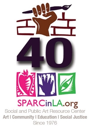 40th logo SPARC
