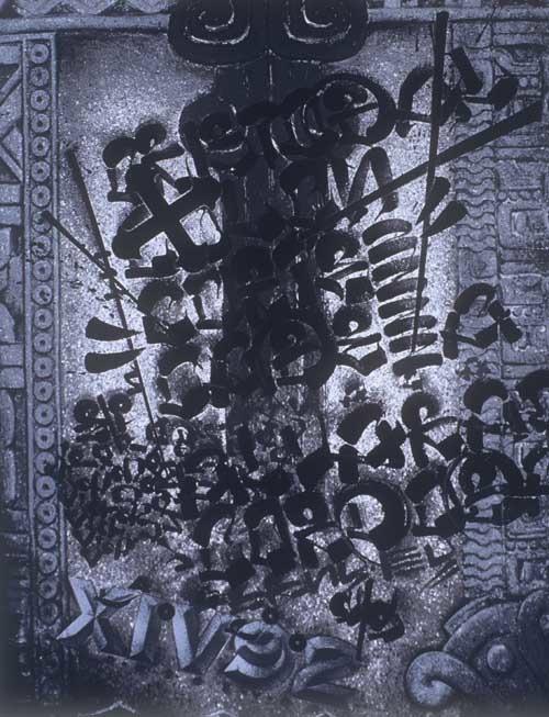 Chaz Bojorquez, Armando Duron Collection